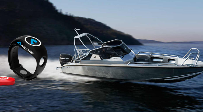 FELL Marine Announces That Anytec of Sweden Will Install A MOB+ In All It's 2017 Models