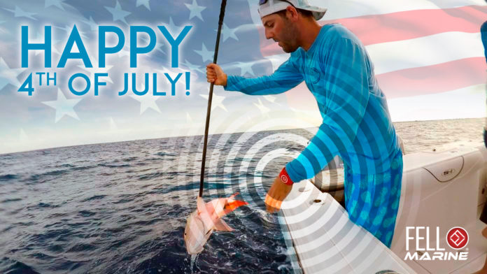 Fourth of July, Boating Safety Tips From FELL Marine