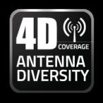4D Antenna Diversity