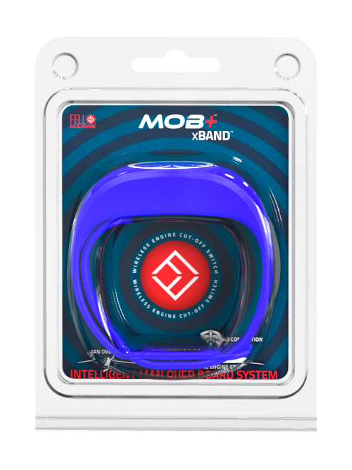 Blue xBAND Packaging