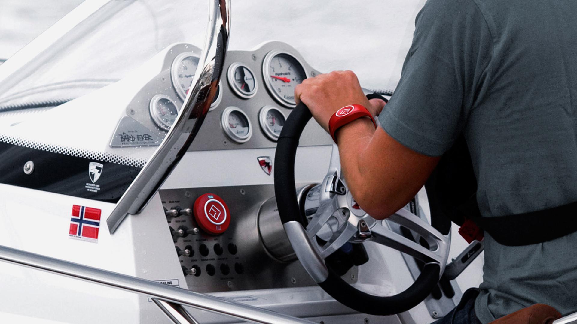 Man Steering 2