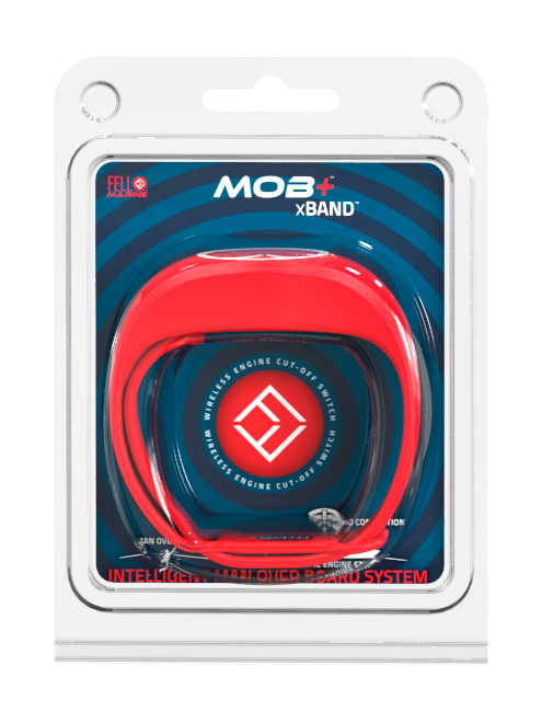 Red xBAND Packaging